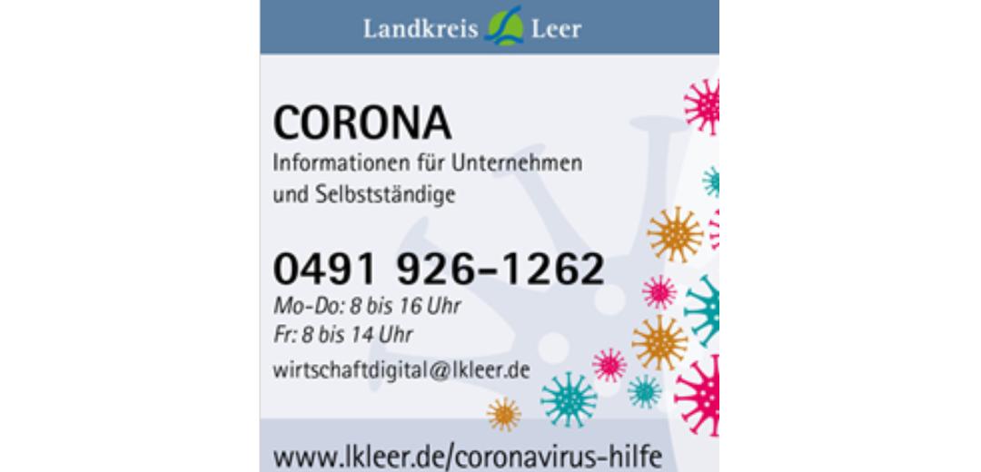 Corona / Info für die Wirtschaft – Update 08.07.2020